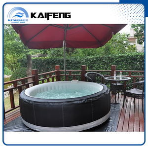 4 Person Inflatable Portable Spa Tub