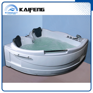 2 Person Jetted Wirlpool Bathtub