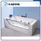 Modern Bathtub with Color Changing Led Light