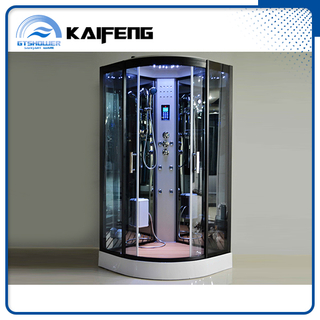 Glass Enclosed Shower Pod