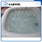 Large Folding Portable Bathtub with Heater for Adults