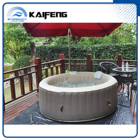 Inflatable Air Bubble Outdoor PVC Spa