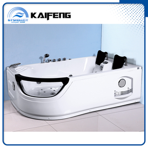1200mm Double Person Hydromassage Bathtub