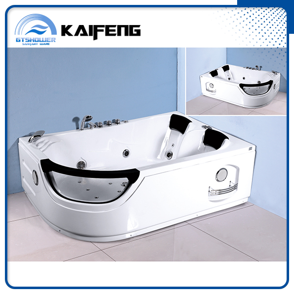 Foshan Gemy Sex Massage Bathtub with TV