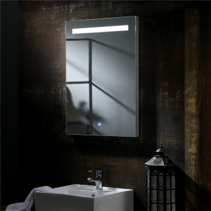 Bathroom mirror with led light SM008